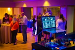 DJ set up in the Lakewood Room at Clements Community Center with photo courtesy of Focus Tree Photography