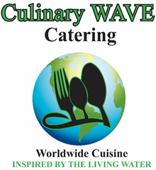 Culinary Wave Catering logo