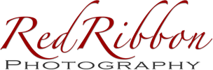 Red Ribbon Photography logo